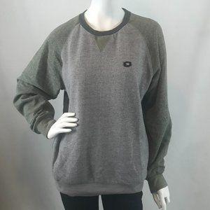 Billabong Grey & Green Sweatshirt